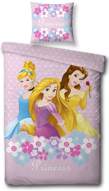 75d518dfe1e Disney Princess junior sengetøj - 100x140 cm - 100% bomuld